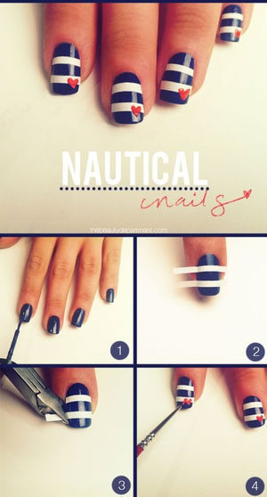 20 Creative Nails Tutorials Easy To Make - (32689)
