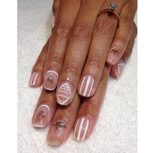 "Get NaildさんはTwitterを使っています: ""Yay or Nay? #GetNaild #Nails #NailArt http://t.co/4aKv3v1ye1"" (45197)"