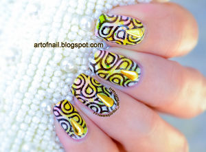 ART OF NAIL: Happy New Year! (47990)