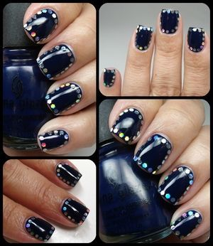 Framed Nails | My Nails | Pinterest (49269)