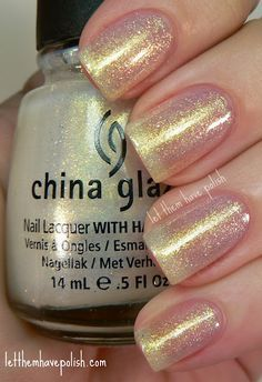 Love this light glitzy look! | All Dolled Up | Pinterest (54848)