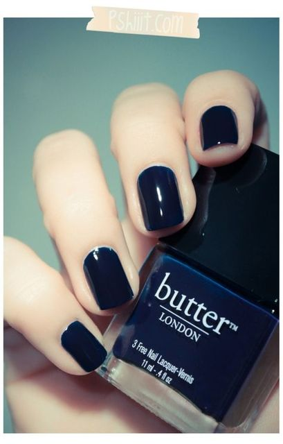Butter London - Royal Navy // L'encre marine par excellence (57419)