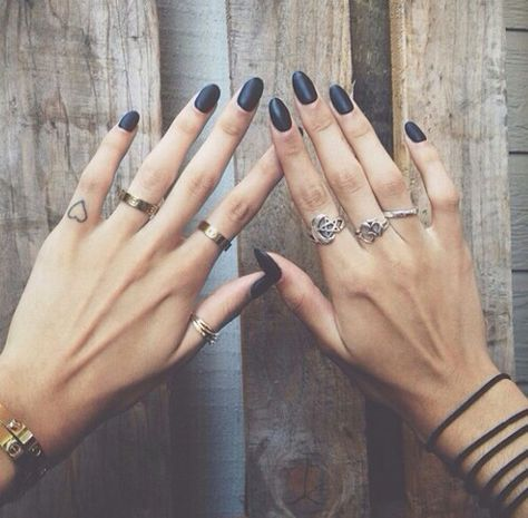 Nails & rings | NAILS IDEAS | Pinterest (57422)