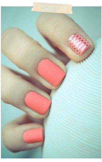 Nail It: 101 Seriously Amazing Nail Art Ideas From Pinterest (57442)