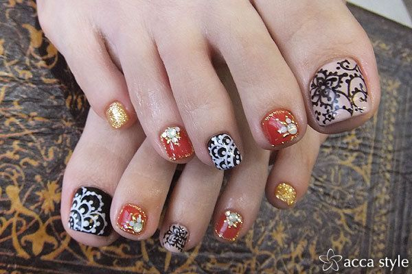 Autumn Nail (^ _ ^) v | Nail art! | Pinterest (57718)