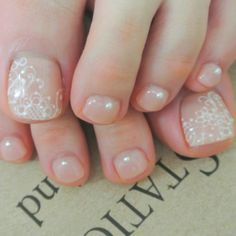 Bridal pedicure nailbook | Nails | Pinterest (57720)