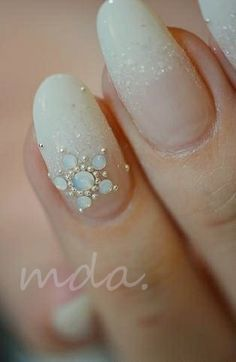 snowflakes #nail #nails #nailart | Unhas | Pinterest (58208)
