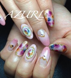 Sammi Phan さんの Nails With Flair 2 ボードのピン | Pinterest (59933)