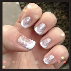 Tuesday's #NailCall: Roses, Bows & Splatter Paint (61779)