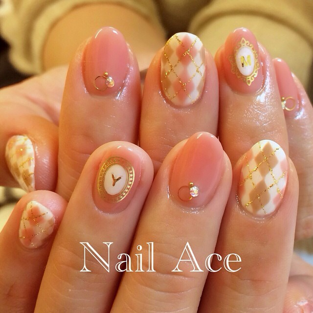 @nailace - お客様ネイル♫◆Nail Ace... - Enjoygram (63702)