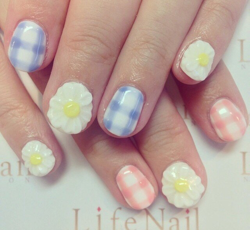 3D nail | We Heart It (63733)