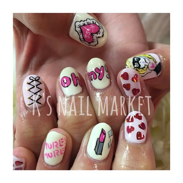 Instagram photo by @ksnailmarket (K's Nail Market) | Iconosquare (66577)