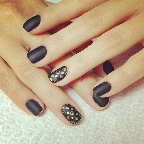 Top 5 Nail Designs Found on Pinterest | Young Craze (69074)
