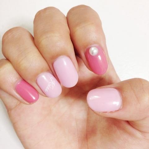 New nail♡|美咲アヤカ オフィシャルブログ Powered by Ameba (70868)