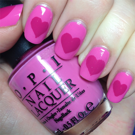 Nails pink 💅 | We Heart It (87723)