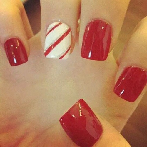 Candy nail | We Heart It (91077)