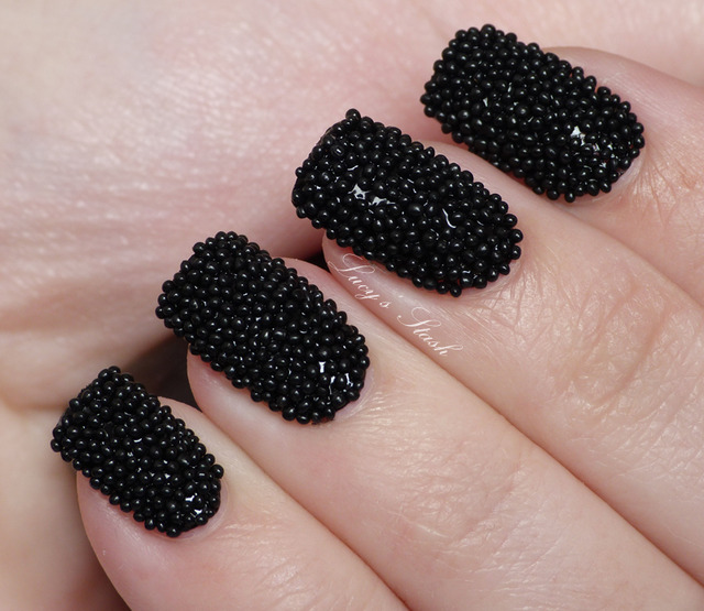 Miss Claira-Bella: Caviar Manicure (Updated) (94314)