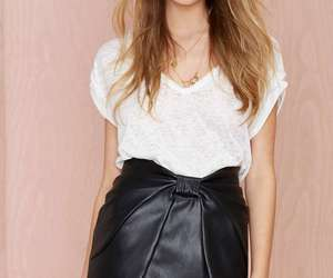 Nasty Gal Ready or Knot Skirt |  | We Heart It (110642)