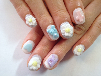 amo nail | We Heart It (120437)