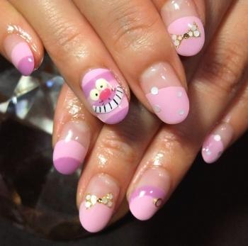 ネイルデザイン | nail salon myuQ  (ネイルサロン ミューク)  烏丸 [ビューコレ] (124913)