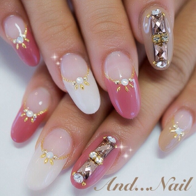 and_nailさんのネイル♪[356929] | ネイルブック (166636)