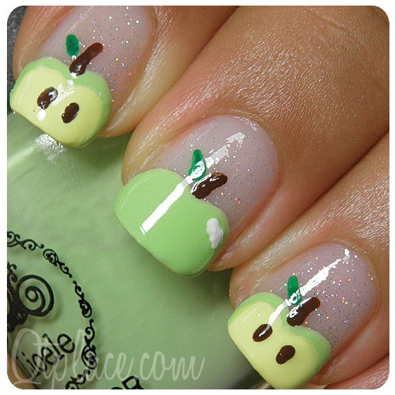 Fruit Manicure - Big Trend For This Summer (198438)