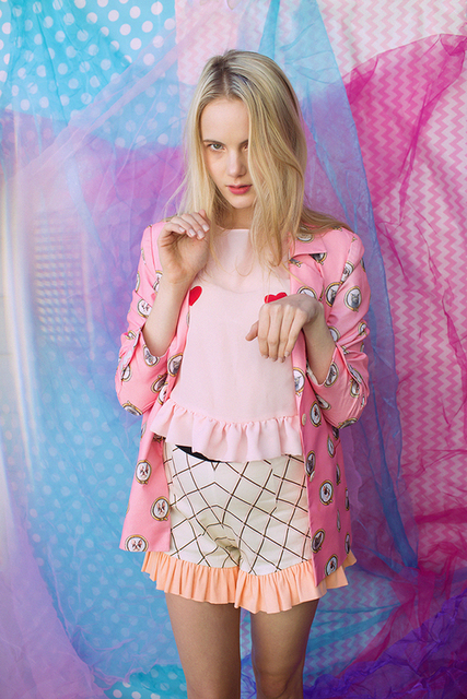 EDITORIAL: JESS // PHOTOGRAPHY BY INGELA FURUSTIG | material girl magazine | We Heart It (201430)