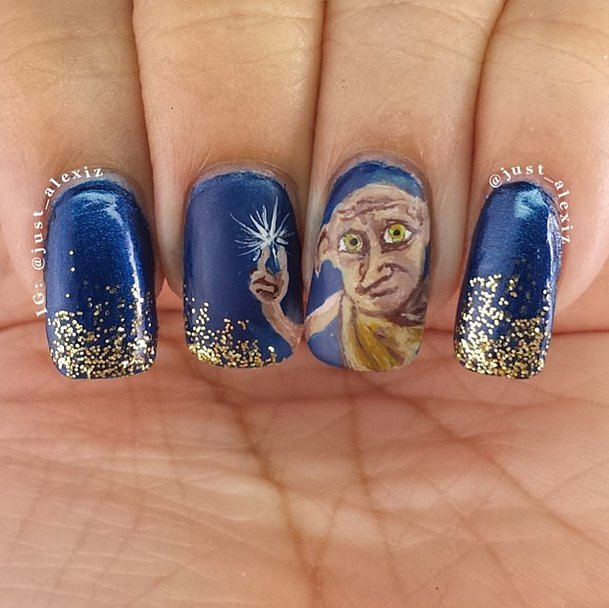 """Master Has Given Dobby a Sock!"" 