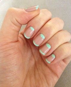 45 Warm Nails Perfect for Spring (222721)