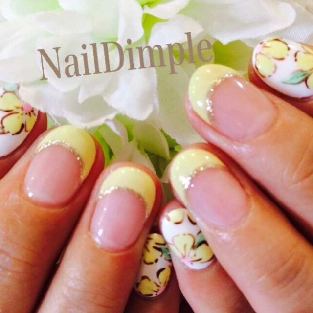 nail_dimpleさんのネイル♪[950697] | ネイルブック (222756)