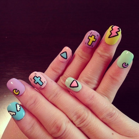 Nails. | ♡ { Claws } ♡ | Pinterest (250965)