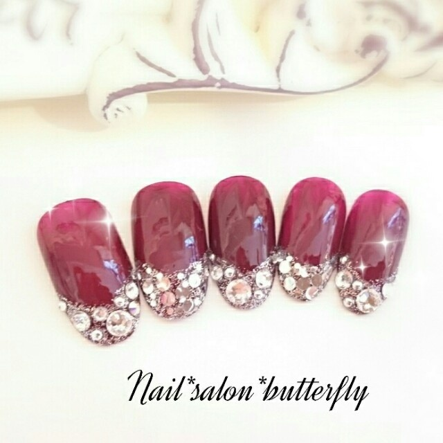 nail_salon_butterflyさんのネイル♪[1108519] | ネイルブック (262332)