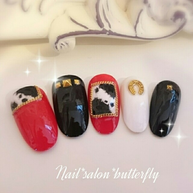 nail_salon_butterflyさんのネイル♪[1108526] | ネイルブック (262356)