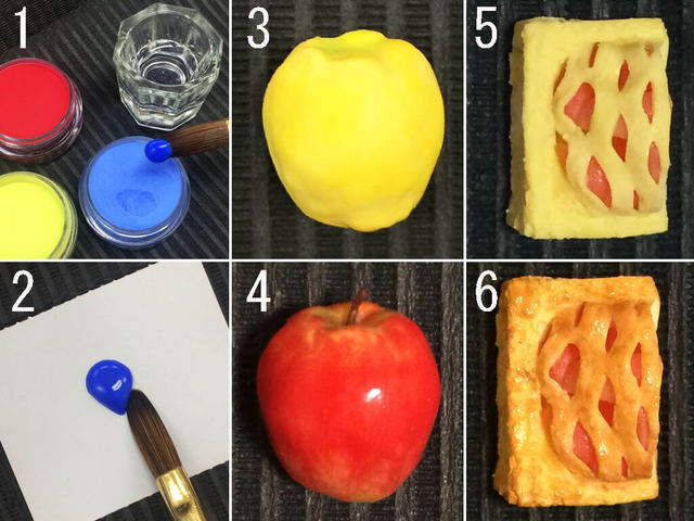 爪にリンゴやアップルパイ?!超立体ネイルアートが可愛すぎる!  | AUTHORs (268483)