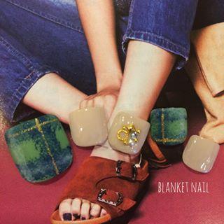 @misato_uru - #nail#nails#gel#gelnail#footnail#footnails#Inst... - Pikore (292965)