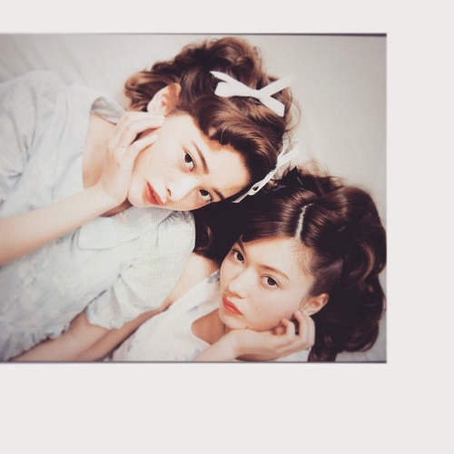 girl, vivi, and yagitama by <3 | We Heart It (338800)
