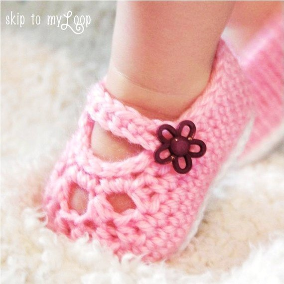 Shop for cheap Mary Jane Shoes - Crochet Pattern - Baby Booties - Slippers Pattern - Crochet Mary Janes - Girl Shoes - Easy - Dress Shoes (353067)