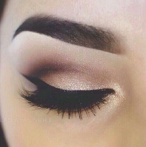 Makeup / hair / wedding day💇 by Serious...?  | We Heart It (355568)