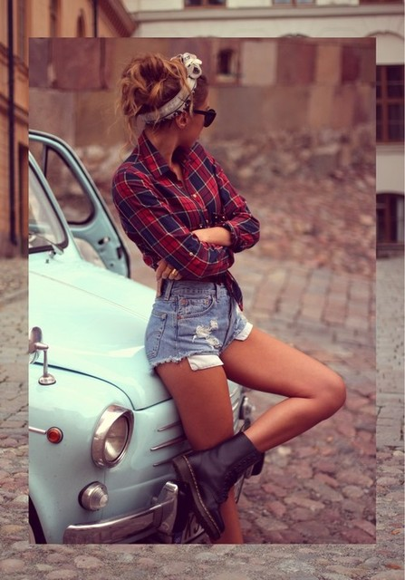 in ma dr. martens by Barbora J. | We Heart It (477537)