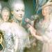 ネイルから、麗しき宮殿の香り。ロココ調デザインで姫モード。
