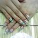 指先に透け感を追加して楽しむ!チーク、くり抜き、シースルーetc...おすすめクリアネイルデザイン3選