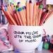 サラサラ好きなデザインを実現♡ネイルアートペンで描いたネイルデザイン集
