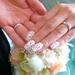花嫁の指先を彩る♪ウェディングネイルにおすすめのネイルパーツ