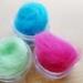カラーコットンネイルの作り方 | まるで綿菓子みたい♡女子力高めなデザインに迫る!