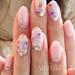 【安齋 梨恵】春のトレンドネイルはこれ!定番フラワー&乙女なピンクで季節と流行を先取りせよ♪