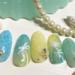 海や石をイメージ♪爽やかなネイルデザイン特集♡
