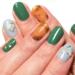 秋ネイルはモスグリーンが可愛い♡モスグリーンネイルデザイン8選♡
