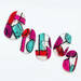 【Nail artist KAYO】アクリル絵の具×ポリッシュネイルでつくる手描き感を生かしたネイルアートデザイン