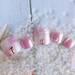 売り切れ続出!話題のカラフルネイルズの新色【ユニコーンカラー】を使用したフットネイル♡