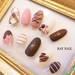 バレンタインデーの準備はOK?チョコレートネイル見本帳2020
